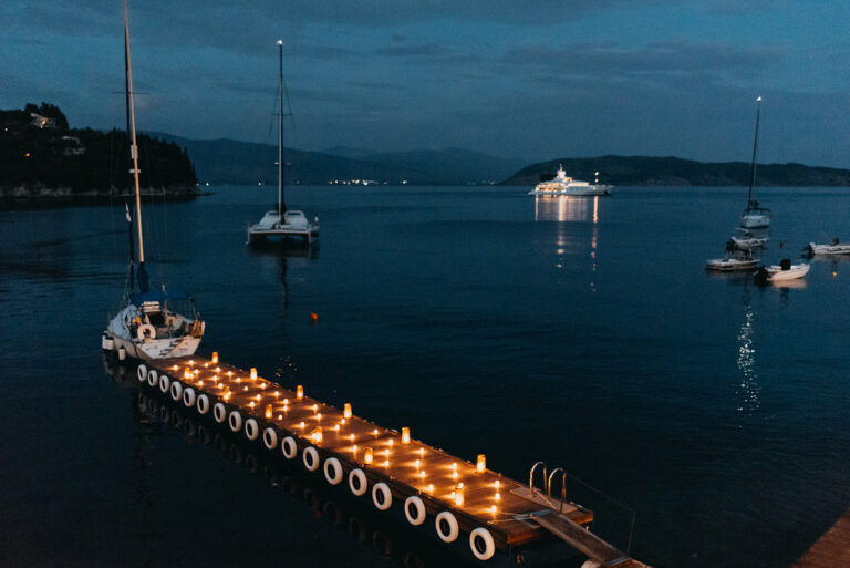 The White House Events Corfu